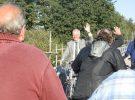 Waalwijk: Spoorbrug feestelijk geopend