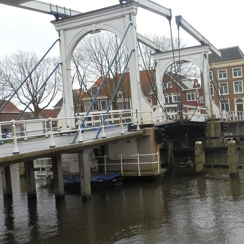 Lange Vlechtbrug Weesp