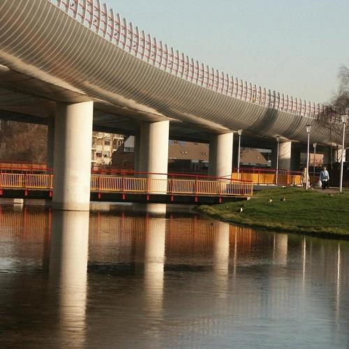 Uitloopspoor Rotterdam